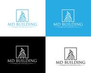 MD Building Maintenance Logo - Entry #56