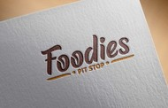 Foodies Pit Stop Logo - Entry #7