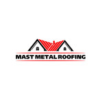 Mast Metal Roofing Logo - Entry #234