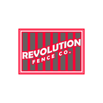 Revolution Fence Co. Logo - Entry #82