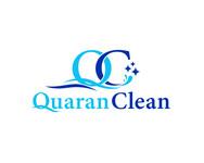 QuaranClean Logo - Entry #69