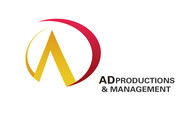 Corporate Logo Design 'AD Productions & Management' - Entry #118
