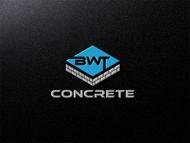 BWT Concrete Logo - Entry #335