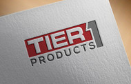 Tier 1 Products Logo - Entry #204