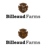 Billeaud Farms Logo - Entry #113