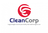 B2B Cleaning Janitorial services Logo - Entry #34
