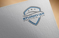 Sturdivan Collision Analyisis.  SCA Logo - Entry #182