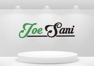Joe Sani Logo - Entry #240