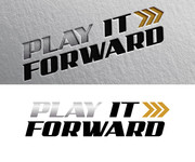 Play It Forward Logo - Entry #129