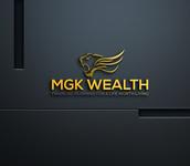 MGK Wealth Logo - Entry #285