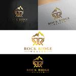 Rock Ridge Wealth Logo - Entry #42