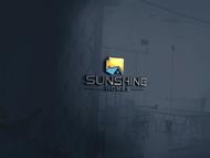 Sunshine Homes Logo - Entry #132