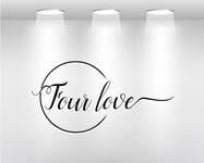 Four love Logo - Entry #310