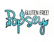 gluten free popsey  Logo - Entry #50
