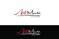 ArtMoose Gallery Logo - Entry #26