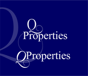 A log for Q Properties LLC. Logo - Entry #32