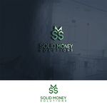 Solid Money Solutions Logo - Entry #110