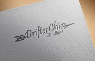 Drifter Chic Boutique Logo - Entry #243