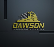 Dawson Transportation LLC. Logo - Entry #91