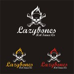 Lazybones Hot Sauce Co Logo - Entry #57