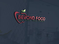Beyond Food Logo - Entry #140
