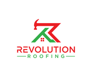 Revolution Roofing Logo - Entry #309
