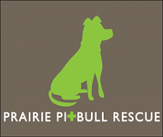 Prairie Pitbull Rescue - We Need a New Logo - Entry #8