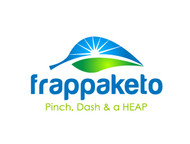 Frappaketo or frappaKeto or frappaketo uppercase or lowercase variations Logo - Entry #233