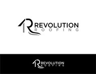 Revolution Roofing Logo - Entry #244