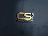 Chad Studier Insurance Logo - Entry #44