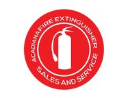 Acadiana Fire Extinguisher Sales and Service Logo - Entry #319