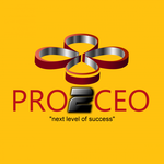 PRO2CEO Personal/Professional Development Company  Logo - Entry #94