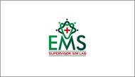 EMS Supervisor Sim Lab Logo - Entry #174