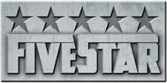 Five Star Logo - Entry #7