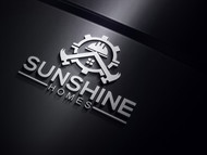 Sunshine Homes Logo - Entry #496