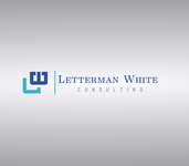 Letterman White Consulting Logo - Entry #75
