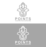 Five Points Construction & Expediting Logo - Entry #19