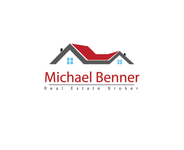 Michael Benner, Real Estate Broker Logo - Entry #51