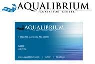 Aqualibrium Logo - Entry #131