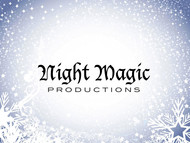 Night Magic Productions Logo - Entry #28