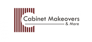 Cabinet Makeovers & More Logo - Entry #126