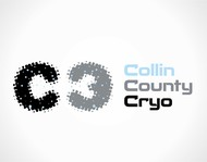 C3 or c3 along with Collin County Cryo underneath  Logo - Entry #171