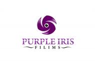 Purple Iris Films Logo - Entry #69
