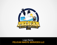Pelican Waste Services LLC Logo - Entry #29