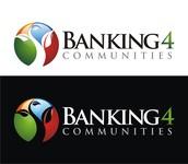 Banking 4 Communities Logo - Entry #7