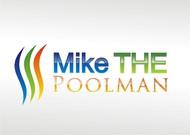 Mike the Poolman  Logo - Entry #2