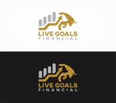 Life Goals Financial Logo - Entry #188
