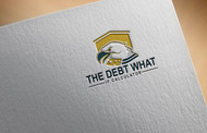 The Debt What If Calculator Logo - Entry #93