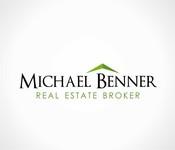 Michael Benner, Real Estate Broker Logo - Entry #126