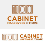 Cabinet Makeovers & More Logo - Entry #193